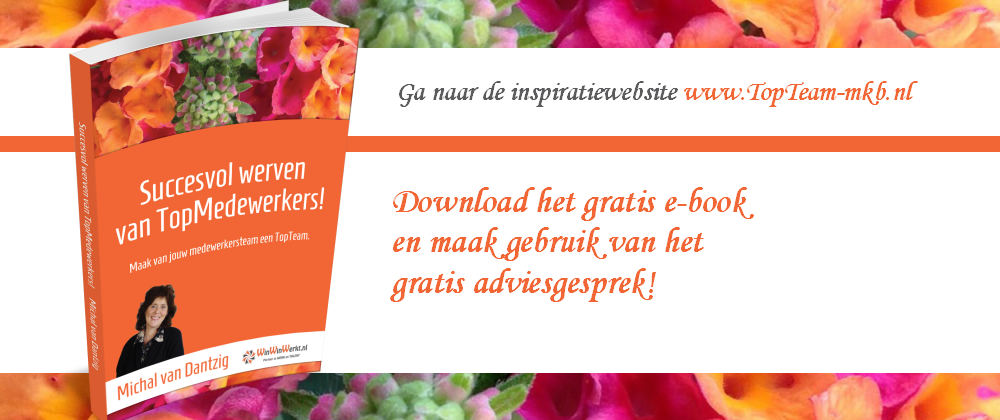 Gratis e-book en adviesgesprek
