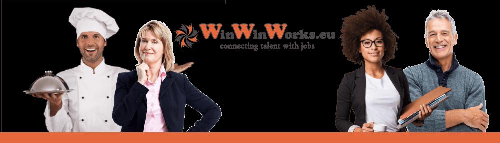 WinWinWorks.eu is the international recruitmentservice by WinWinWerkt.nl.