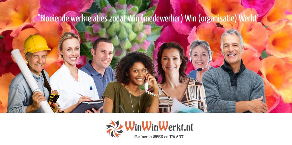 Werken bij WinWinWerkt is werken in de arbeidsbemiddeling bij een maatschappelijk betrokken onderneming