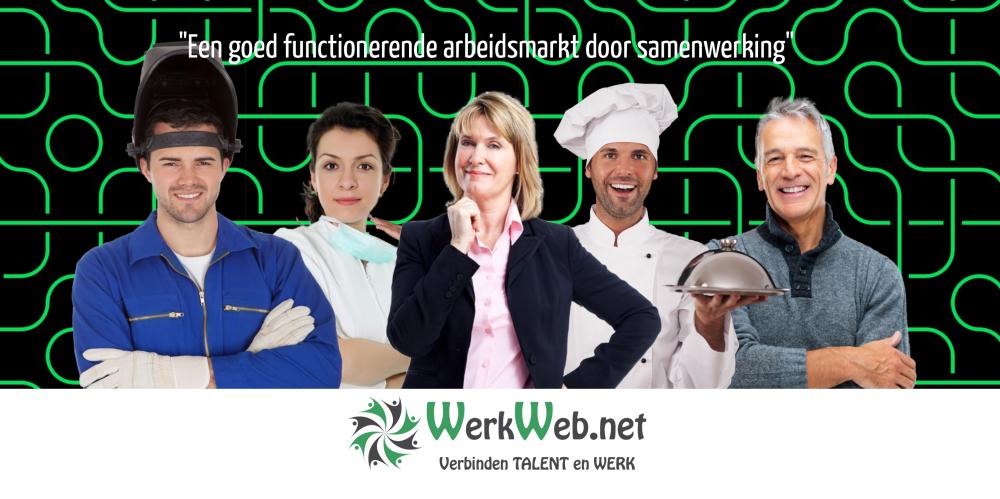 Gratis arbeidsbemiddeling voor de werkzoekenden reintegratie en outplacement in de Talenten Etalage