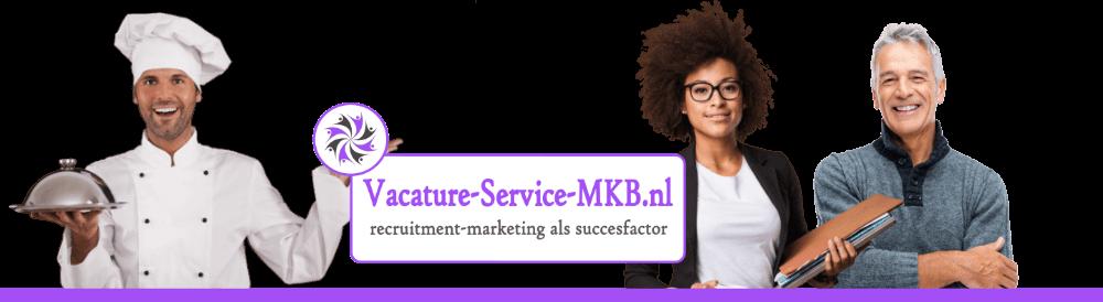 Vacature Service MKB 'ideale kandidaten binnenhalen op een vacature'
