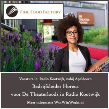 Vacature Radio Kootwijk, nabij Apeldoorn